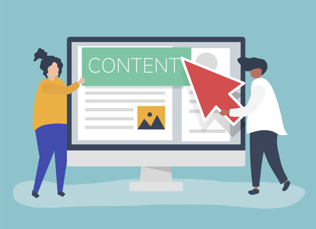 Importance of great content in SEO
