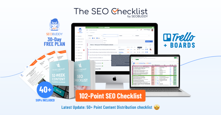SEO Checklist Review: Can SEO Buddy Improve Your Rank?