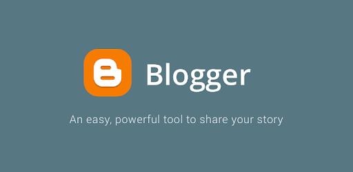 Blogger.com  - A Blogging platform