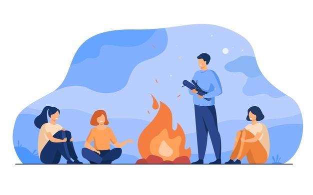 Storytelling - Blog writing tips for beginners